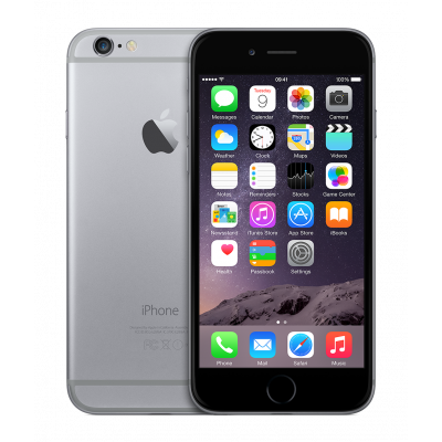 iPhone 6 Gris Sidéral 16 Go...