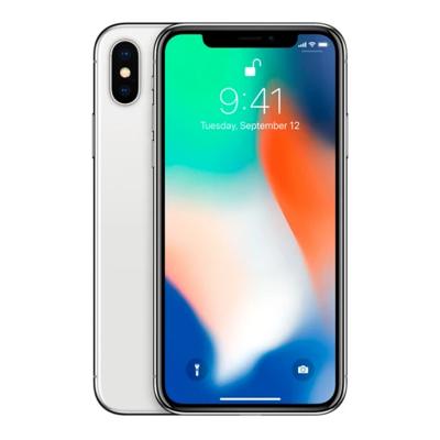iPhone X Silver 256Go Grade A+