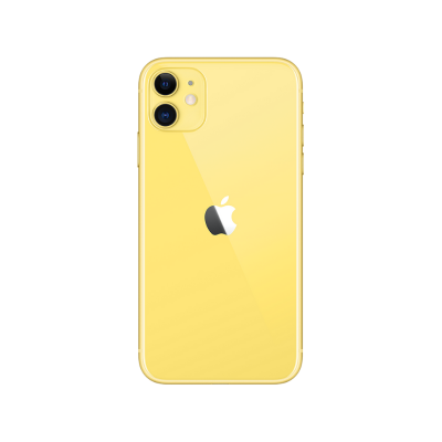 Apple iPhone 11 Jaune 64 Go