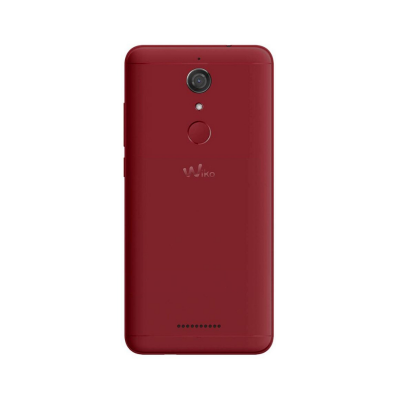 Wiko View 4G Cherry Red 32 Go