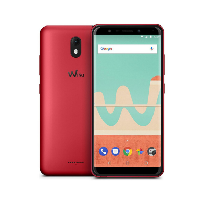 Wiko View Go 4G Cherry Red...