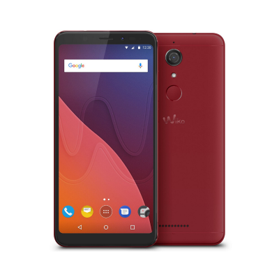 Wiko View 4G Cherry Red 16 Go