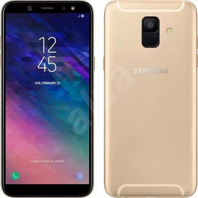 Samsung A6 - Dualsim - Gold