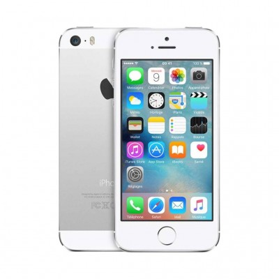 iPhone 5S 16 Go - Argent-...