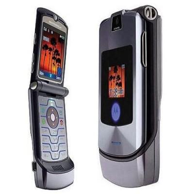 Motorola V3 - Silver -...