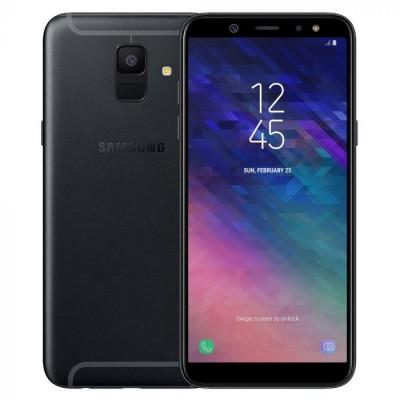 Samsung A6 - Dualsim - Black