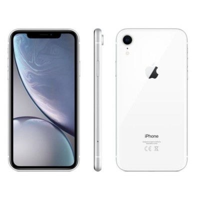 iPhone XR Blanc 256 Go Grade C